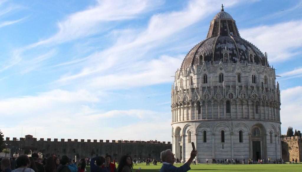 Catedral Plaza de los Milagros Pisa