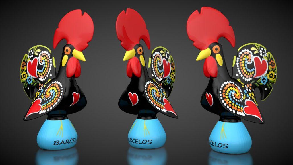 El Gallo de Barcelos - folkloreytradicionesblogspotcomes