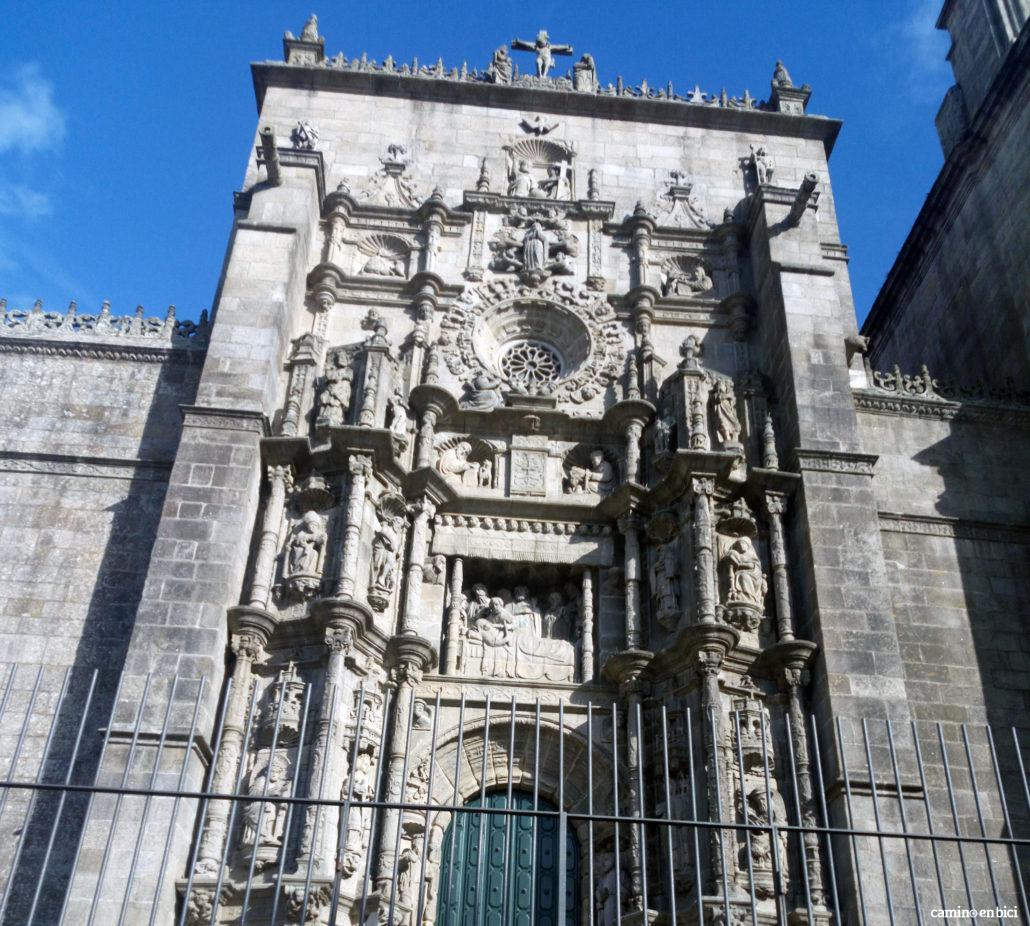 Fachada de la Basílica de Santa María