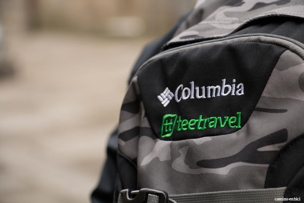 Consejos para hacer el Camino de Santiago en bici- Lleva una mochila con toda la documentación que necesitas