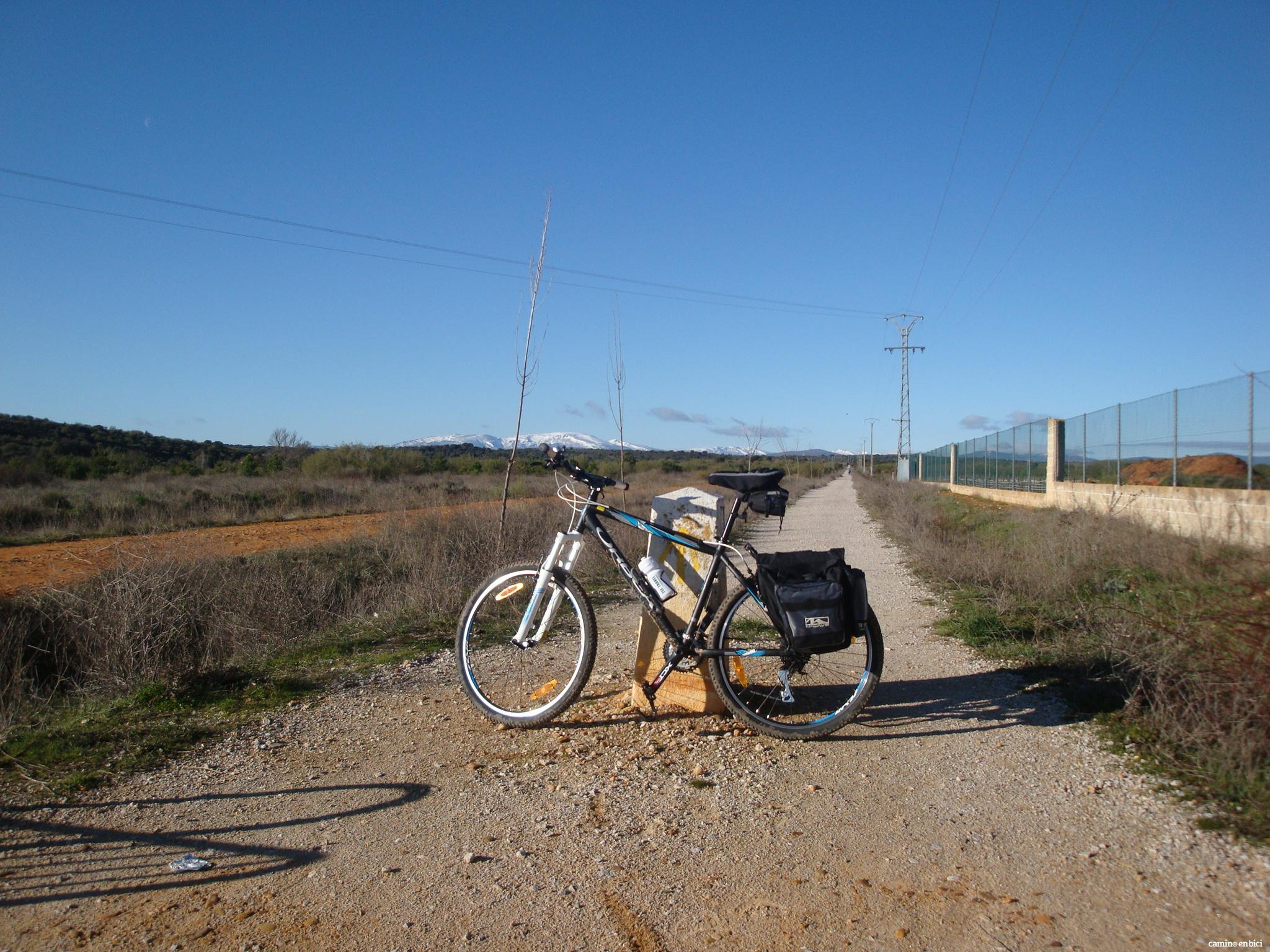 Camino de Santiago desde León