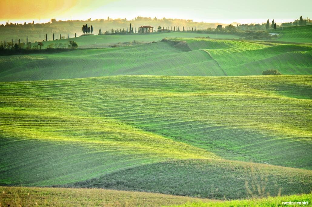 Los pueblos más bonitos de la Toscana-Este paisaje ha inspirado numerosas películas