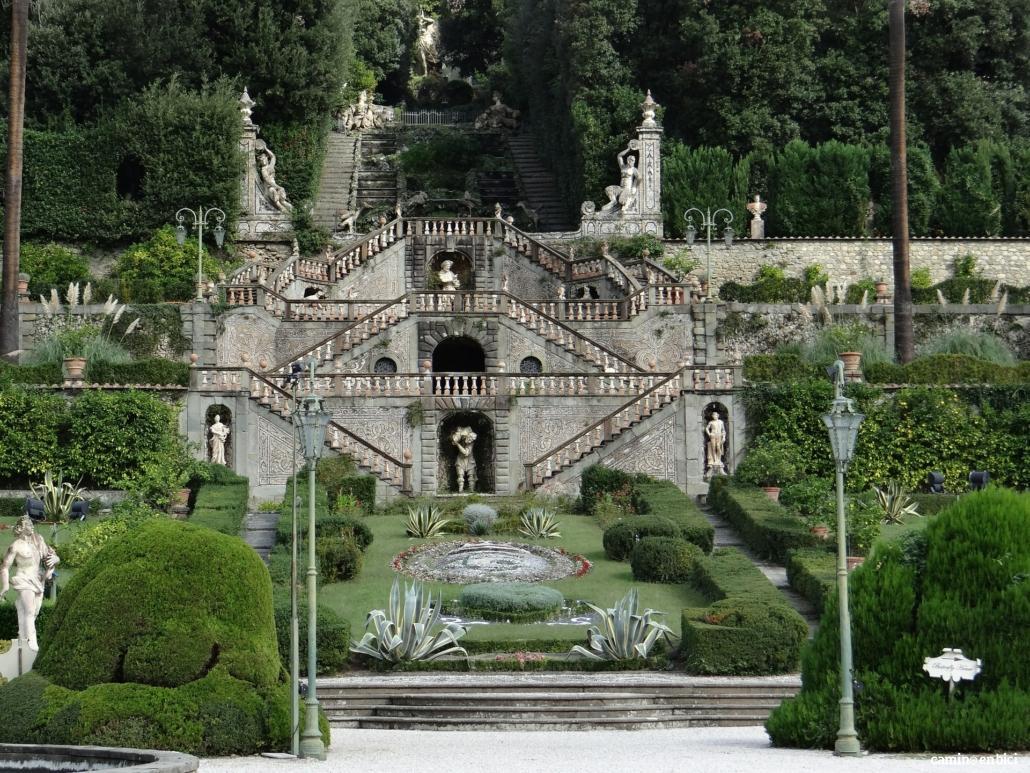 Los pueblos más bonitos de la Toscana-Collodi una ciudad de cuento