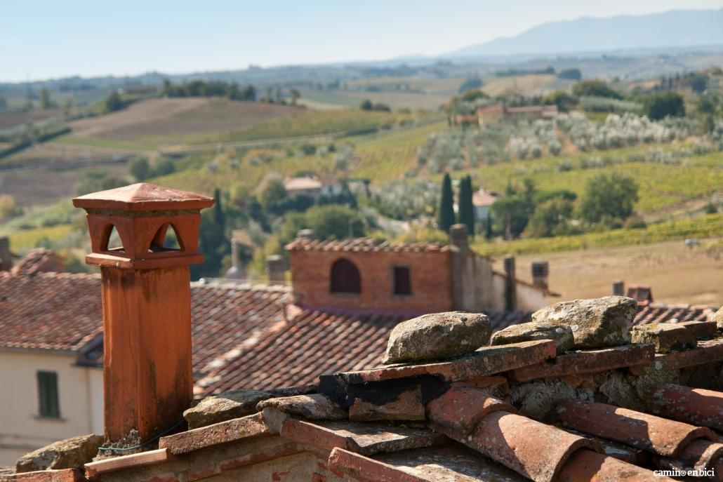 Los pueblos más bonitos de la Toscana-Vinci, donde nació Leonardo da Vinci