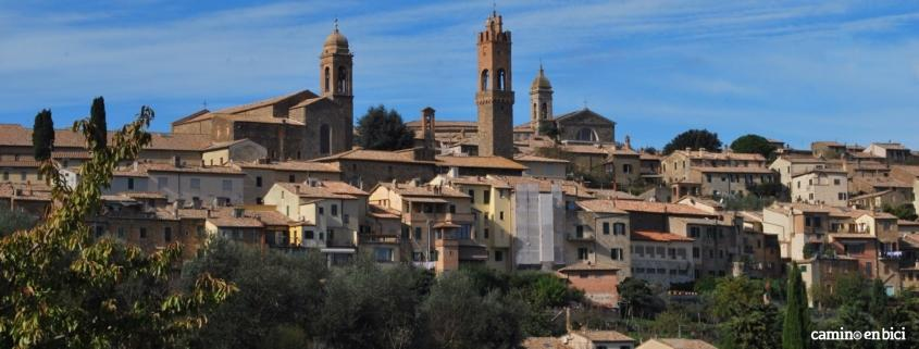 Los pueblos más bonitos de la Toscana- Montalcino