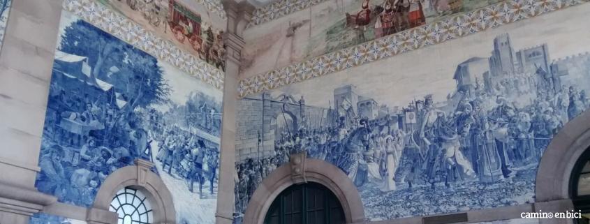 Oporto ciudad de moda - Azulejos Estación de Sao Bento