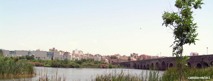 Orígenes de la Vía de la Plata: Puente Romano en Mérida