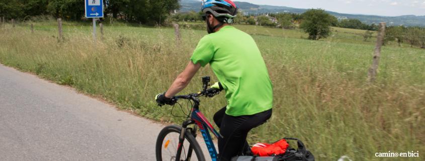 Camino de Santiago en bicicleta en grupo - pedalea a tu ritmo pero nunca solo