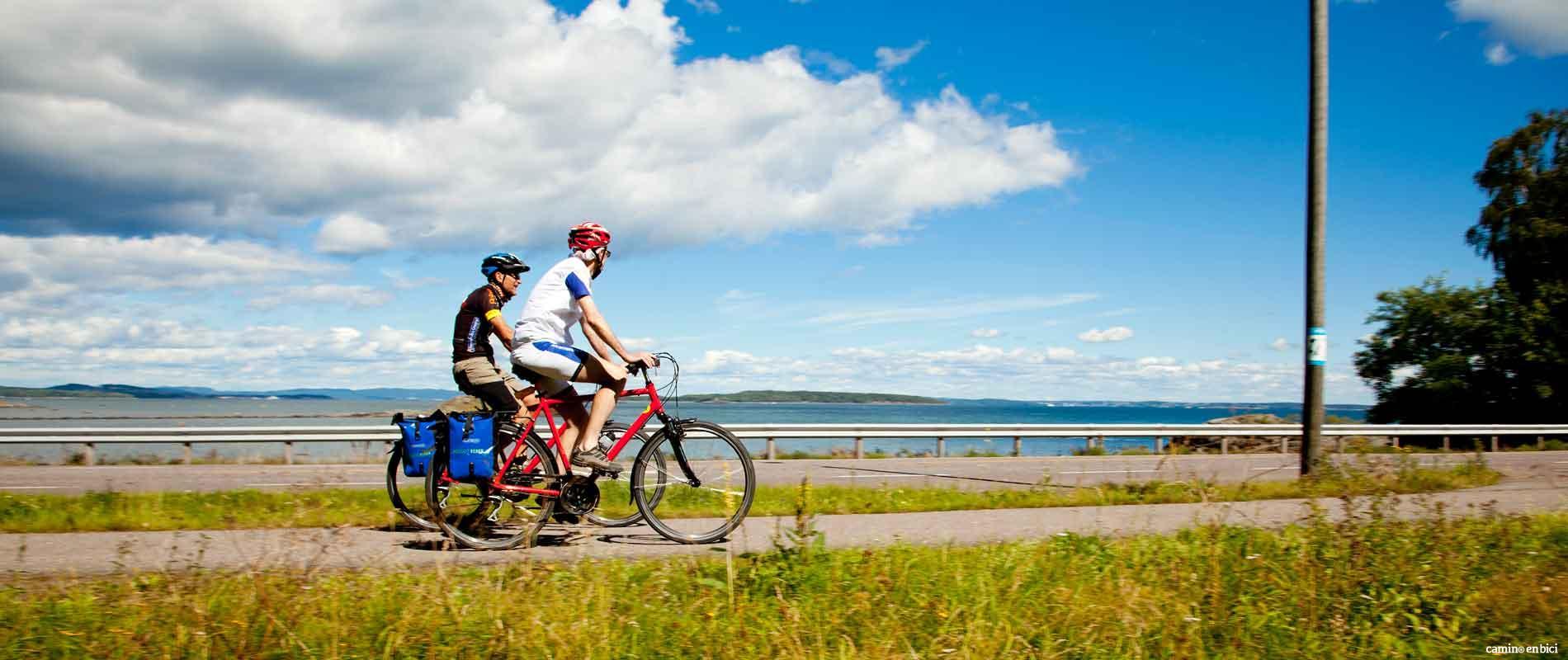 Oslo: una explosión de naturaleza - Paseo en bici