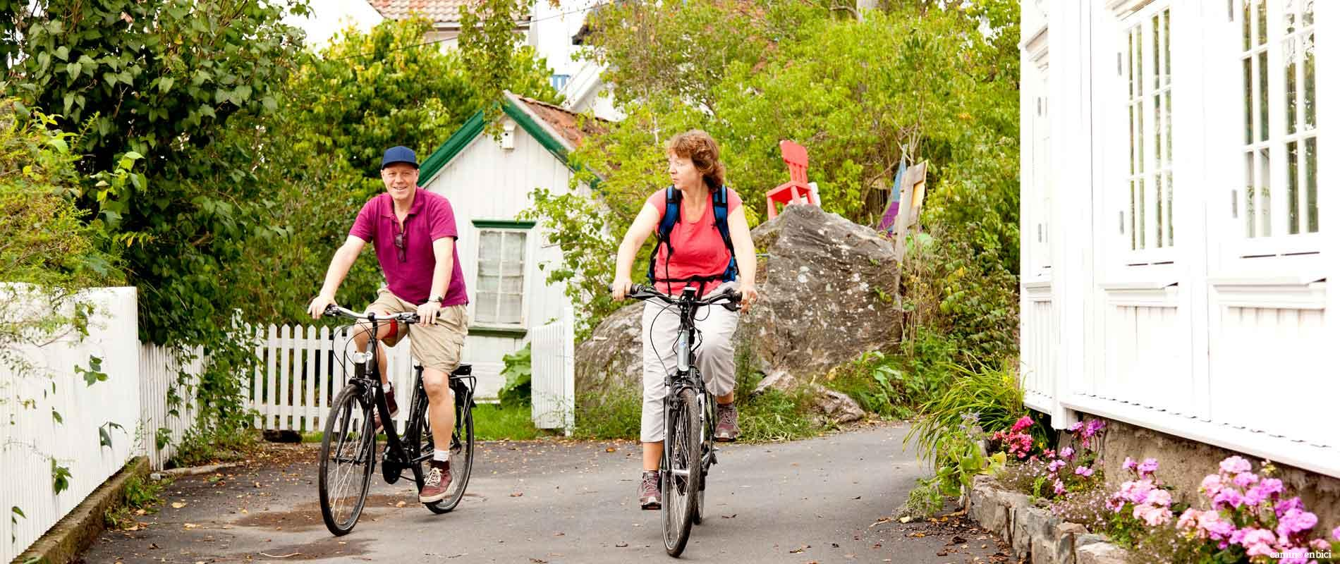 Recorrer en bici el Fiordo de Oslo -Pueblos con encanto a tu paso
