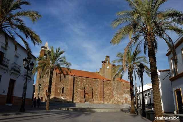 Los 10 lugares más bonitos de la Vía de la Plata (I) - Iglesia
