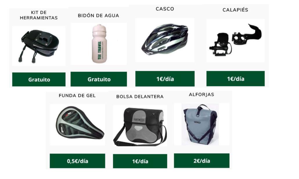 Que llevar en tu equipaje para el Camino de Santiago