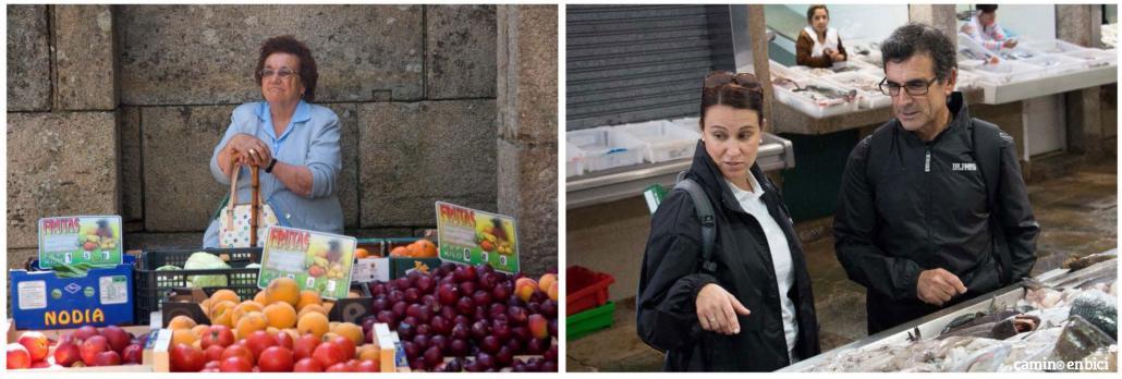 Mercado de Abastos en Santiago de Compostela