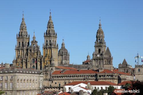 Qué visitar en Santiago de Compostela - Casco Histórico