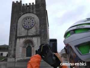 Crónica del Camino de Santiago en bici y en grupo - Poromarín